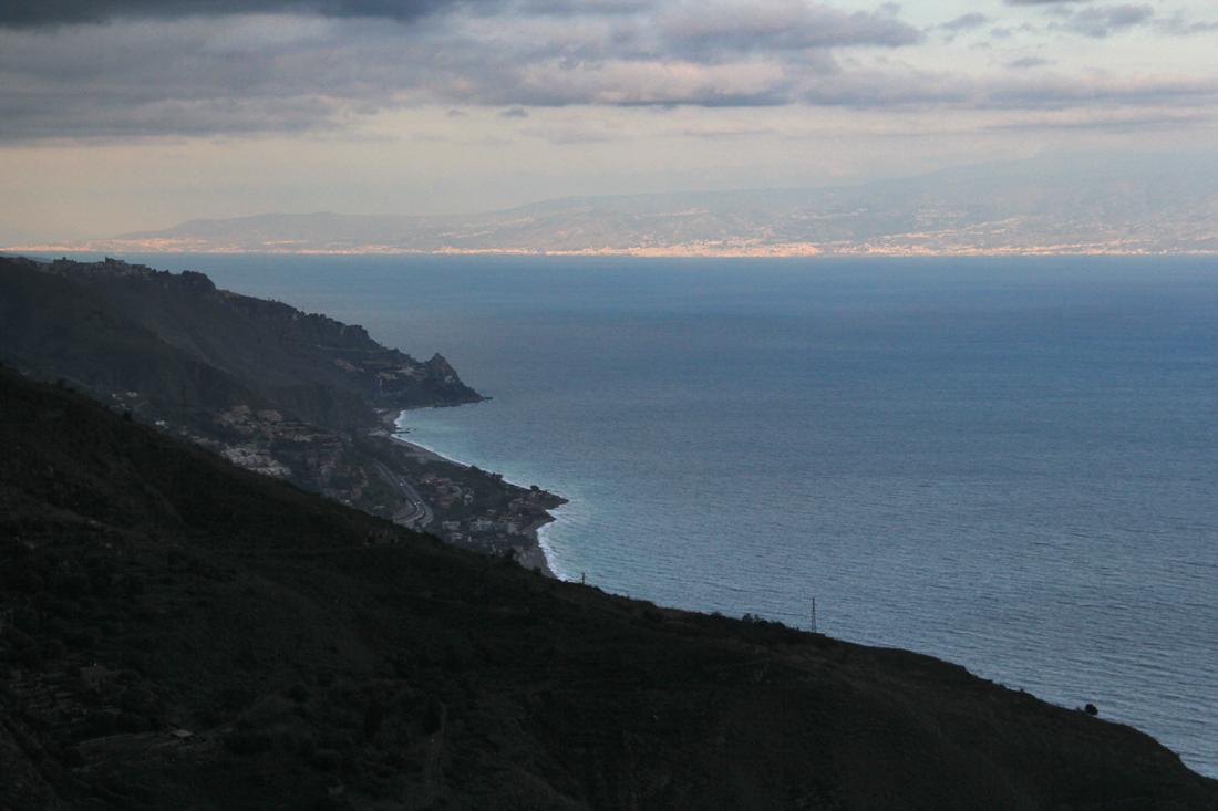 Хождение за три моря, или Большая сицилийская авантюра. Декабрь 2016